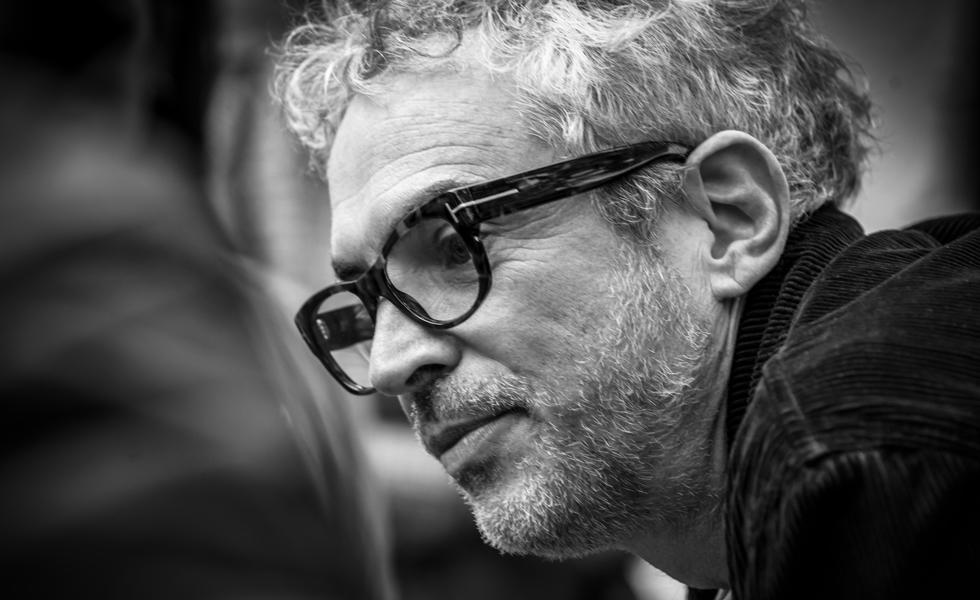 Alfonso Cuarón: directo al corazónEsto es el subtítulo