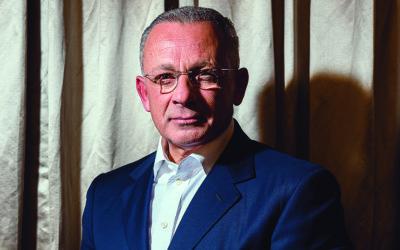 Pascal Raffy: de profesión, coleccionista del tiempoSubtítulo