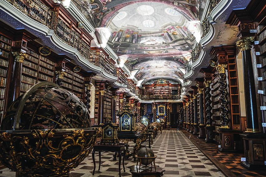 Clementinum (Praga, República Checa)