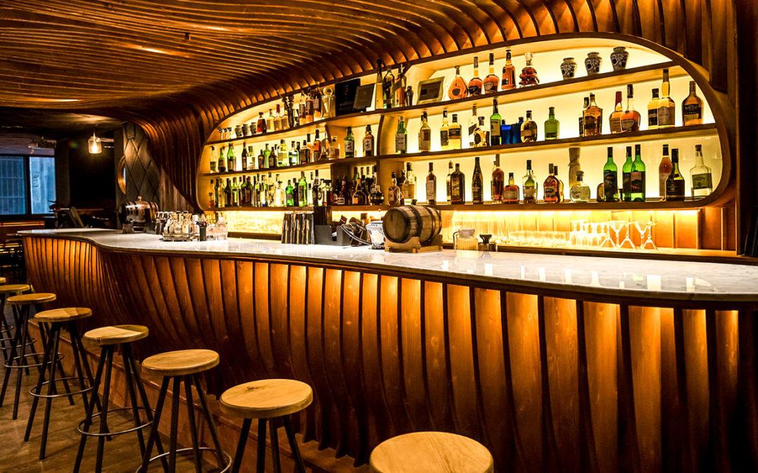 Un recorrido por las barras de bar más elegantes del mundoSubtítulo
