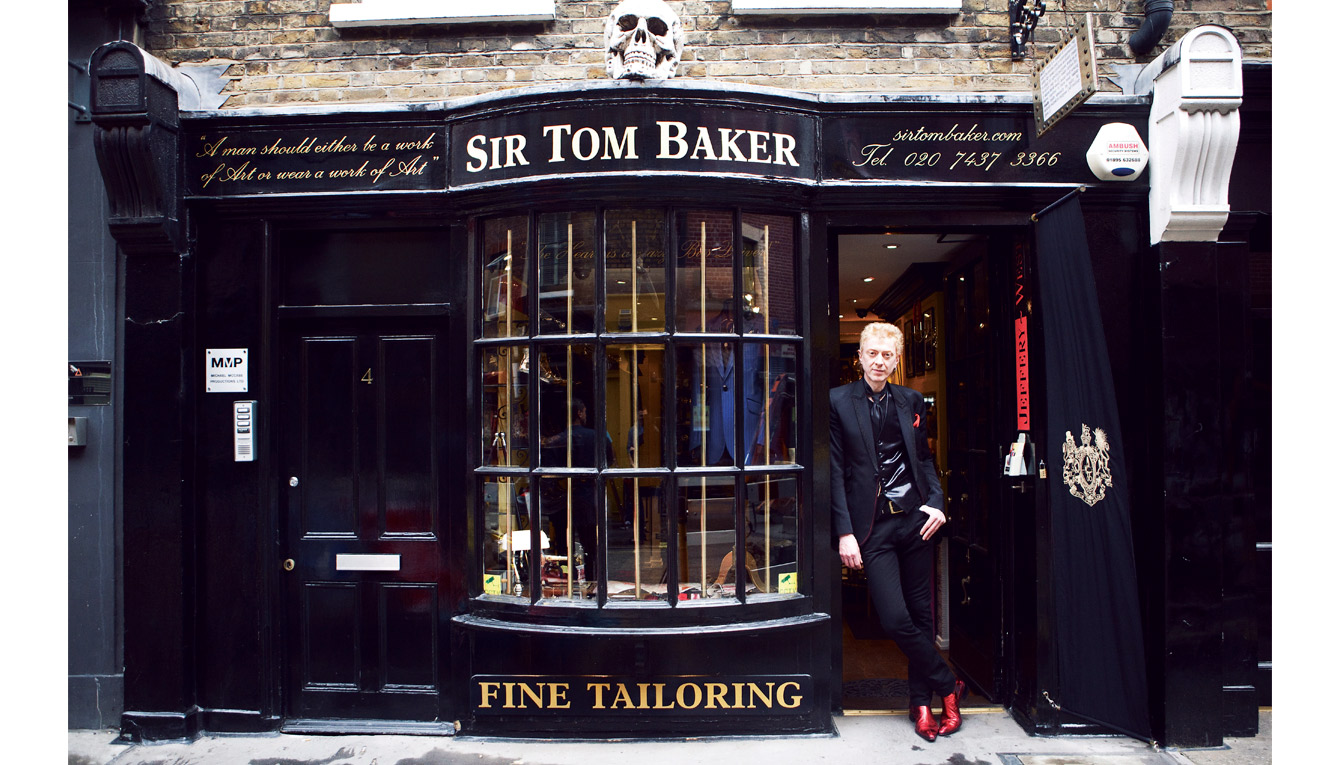 Tom Baker | Londres