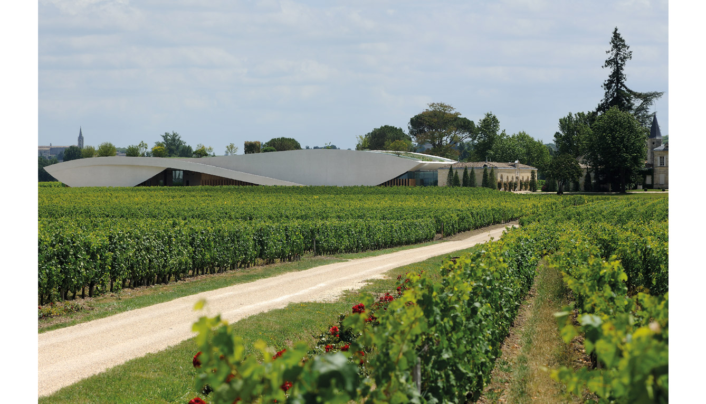 Château Cheval Blanc (Burdeos, Francia)