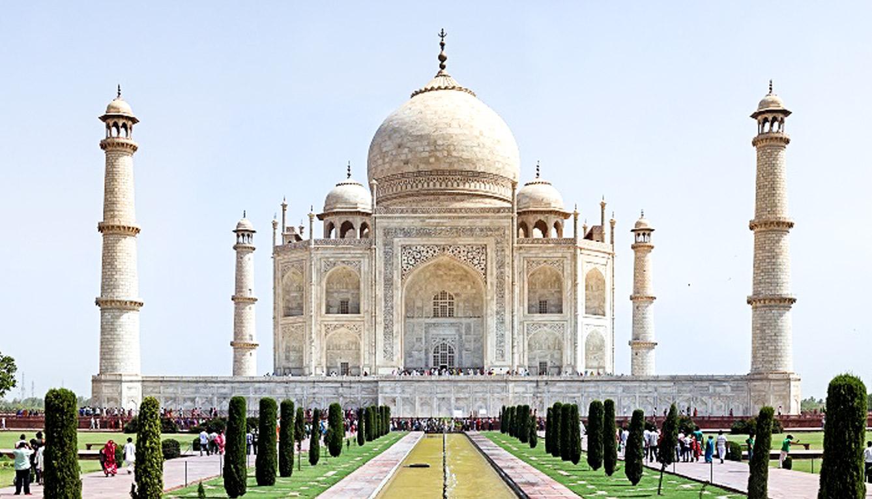 Taj Mahal (Uttar Pradesh, India)