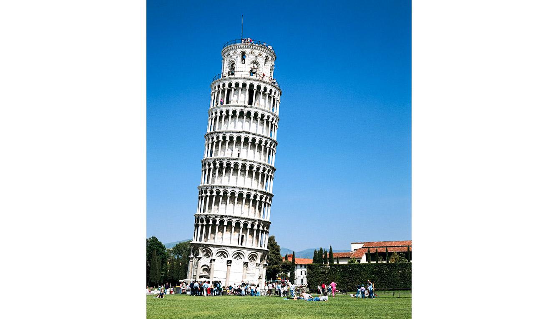 Torre de Pisa (Toscana, Italia)