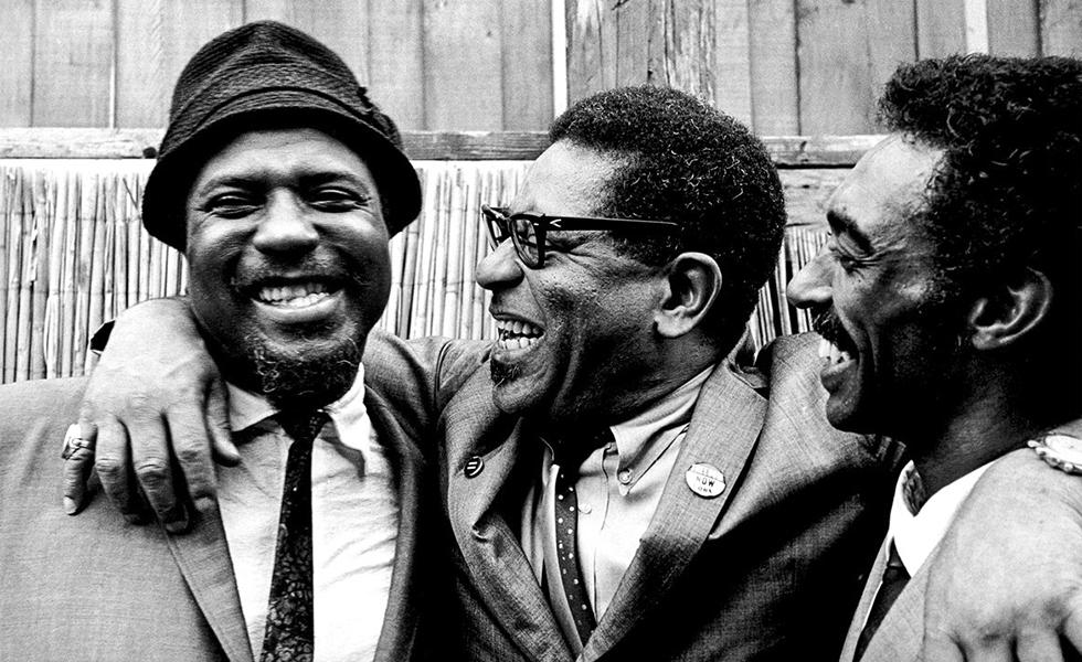 Las mejores fotos de los grandes mitos del jazz: de Monk a Miles DavisSubtítulo