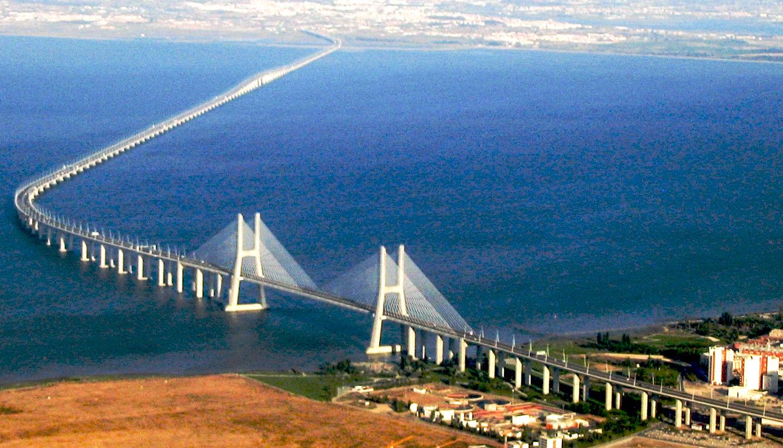 Puente Vasco da Gama (Gran Lisboa, Portugal)