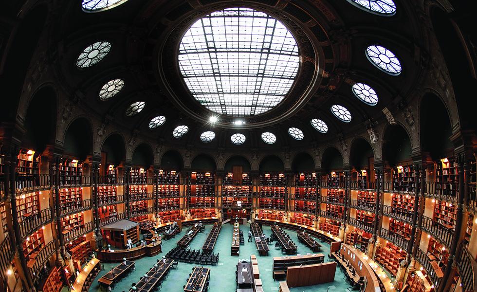 Bibliotecas del mundo: el ascenso al edén de los sabiosSubtítulo