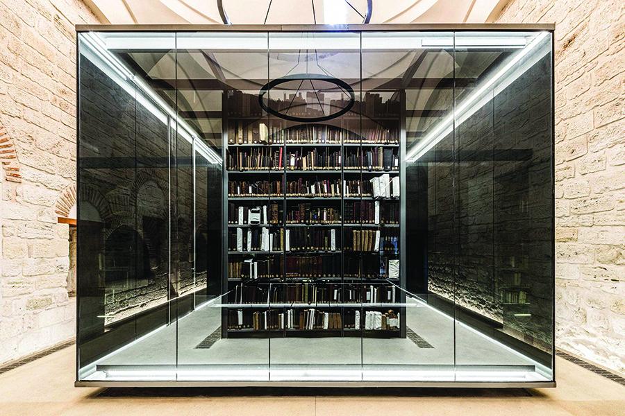 Biblioteca Pública de Beyazit (Estambúl, Turquía)