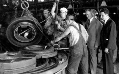 El imperio Firestone: así se creó la mayor fábrica de neumáticosSubtítulo