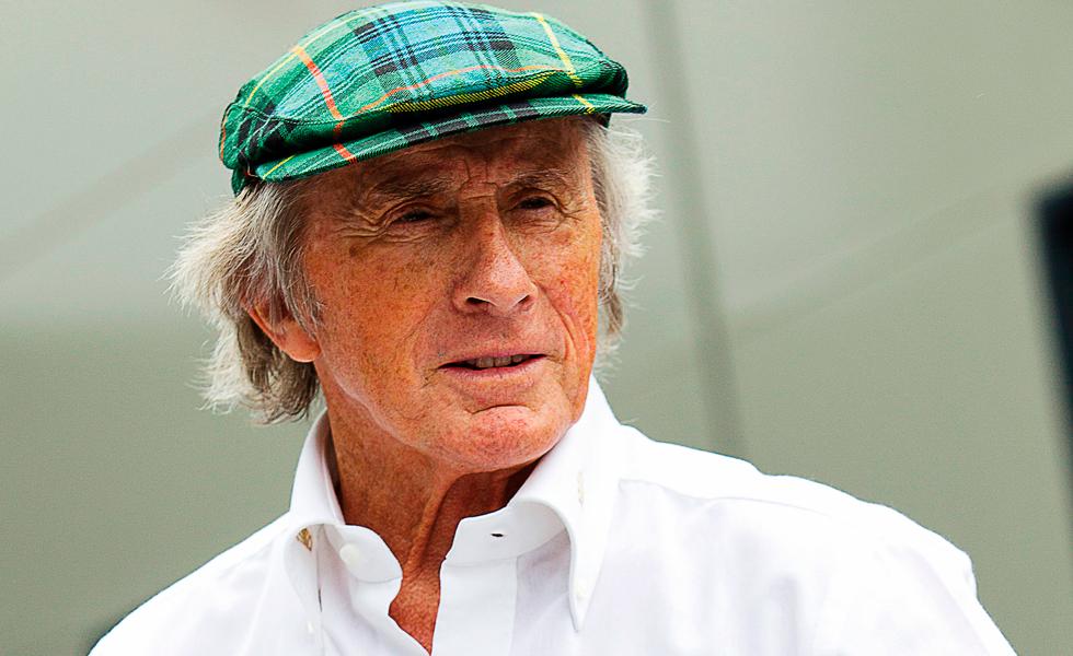 La leyenda de Jackie Stewart, el escocés voladorEsto es el subtítulo