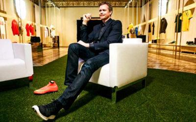 Mark Parker, el hombre que ha duplicado la facturación de NikeSubtítulo