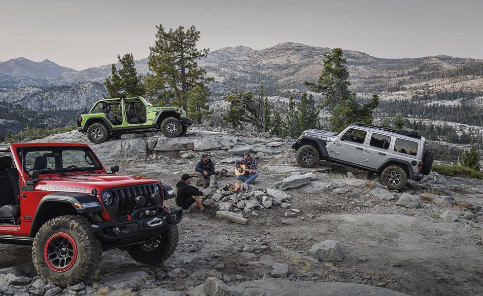 Nuevo Jeep Wrangler RubiconEsto es el subtítulo