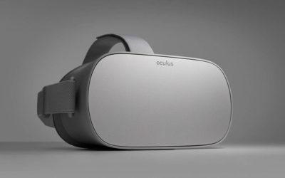 Oculus Go, realidad virtual para todos los públicosSubtítulo