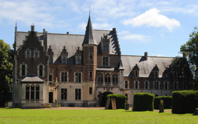 El castillo que inspiró (y cobijó) a Rubens está en ventaSubtítulo