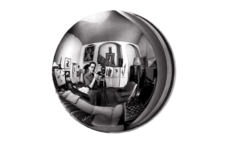 'Autorretrato', sin fecha conocida, de Man Ray