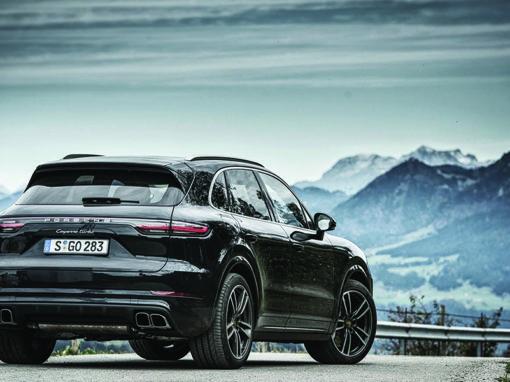 Porsche Macan S New 2018 Porsche Cayenne Turbo