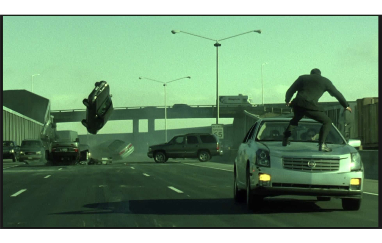 Carrera de Cadillacs... ¡Apártense!