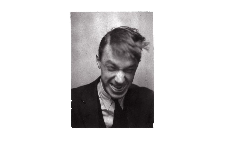 'Autorretrato en fotomatón' (1929), de Walker Evans