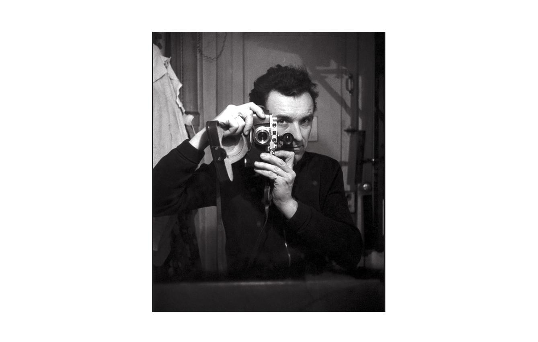 'Autorretrato' (1954), de Robert Doisneau