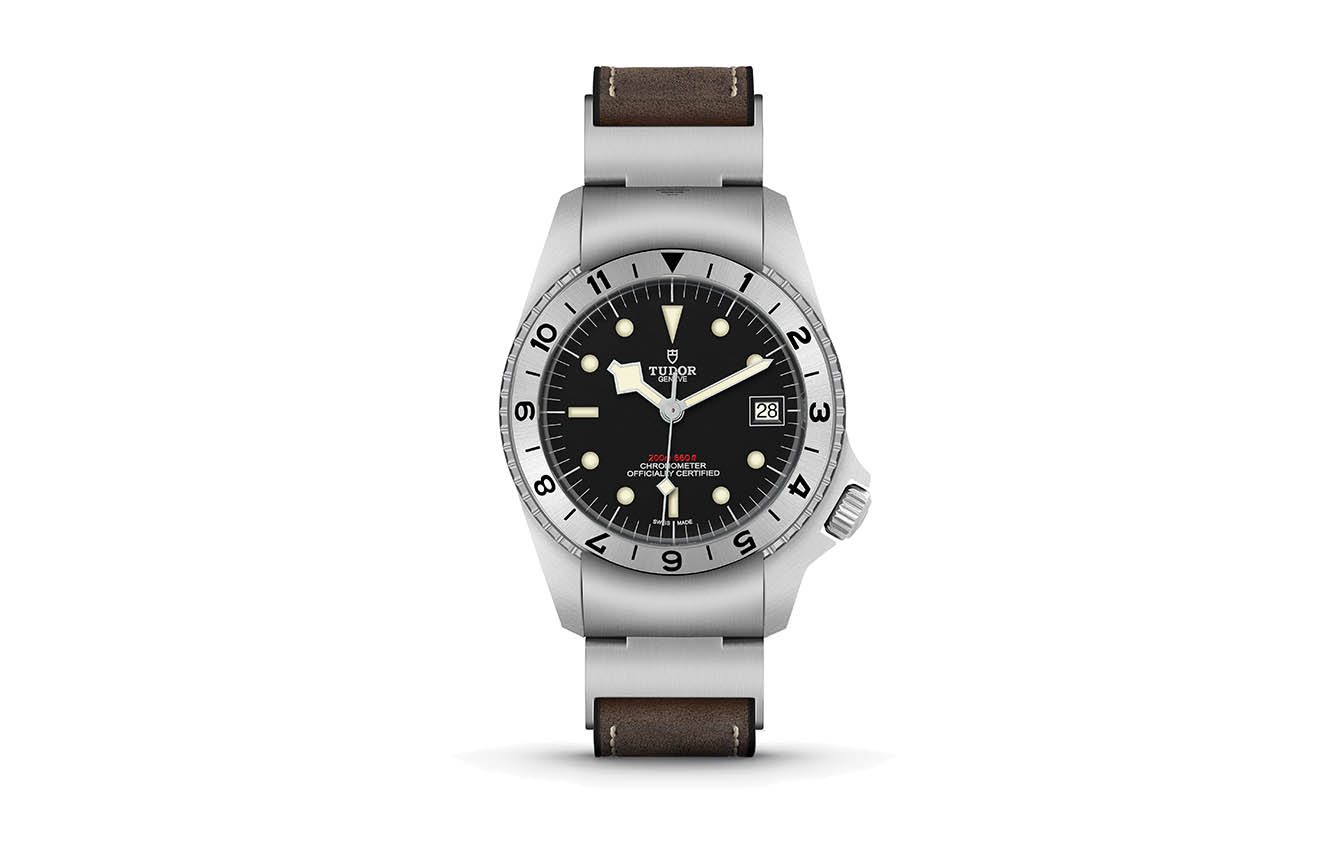 Tudor Black Bay P 01