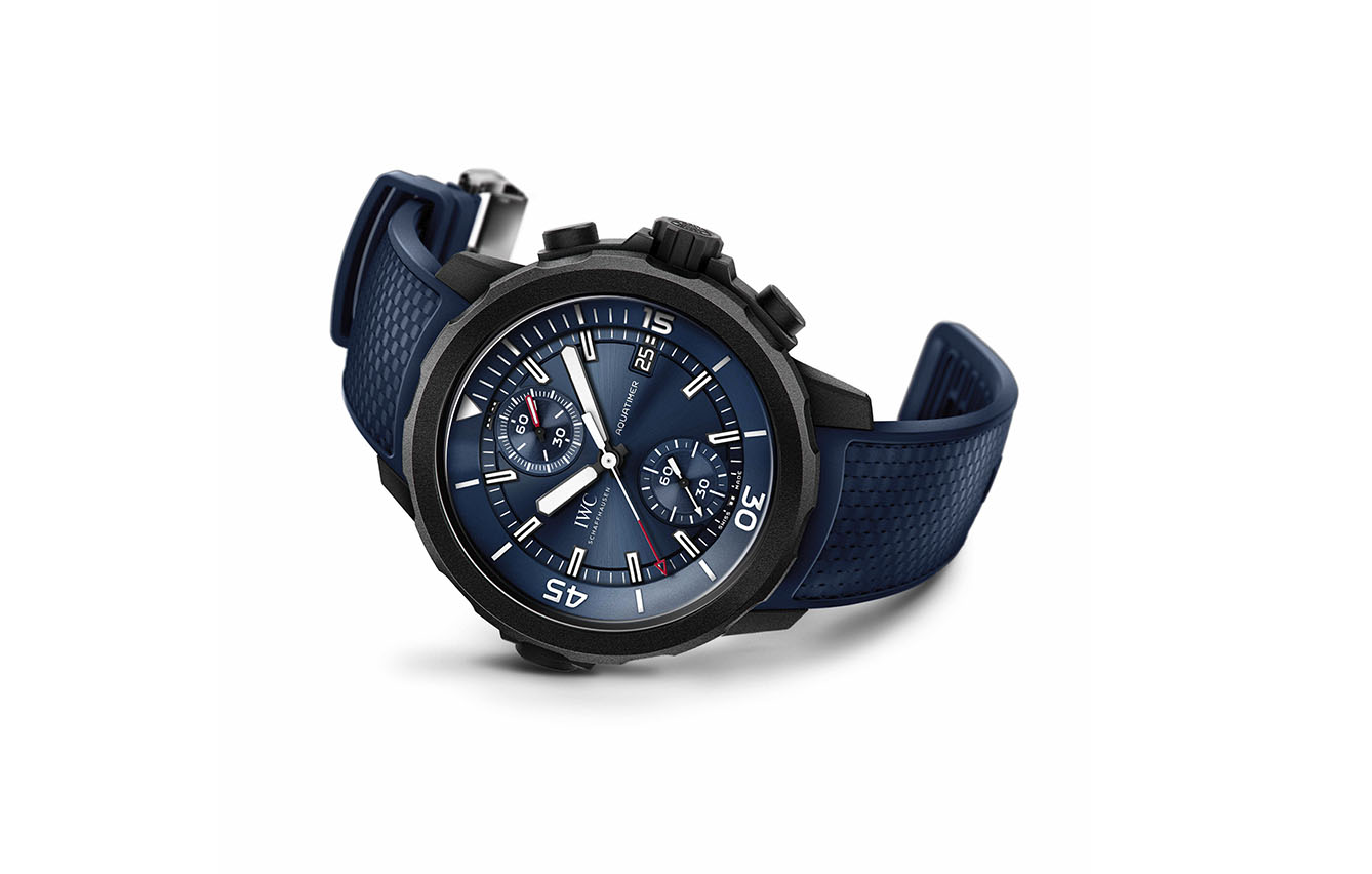 IWC, Aquatimer Laureus Sport for Good Foundation