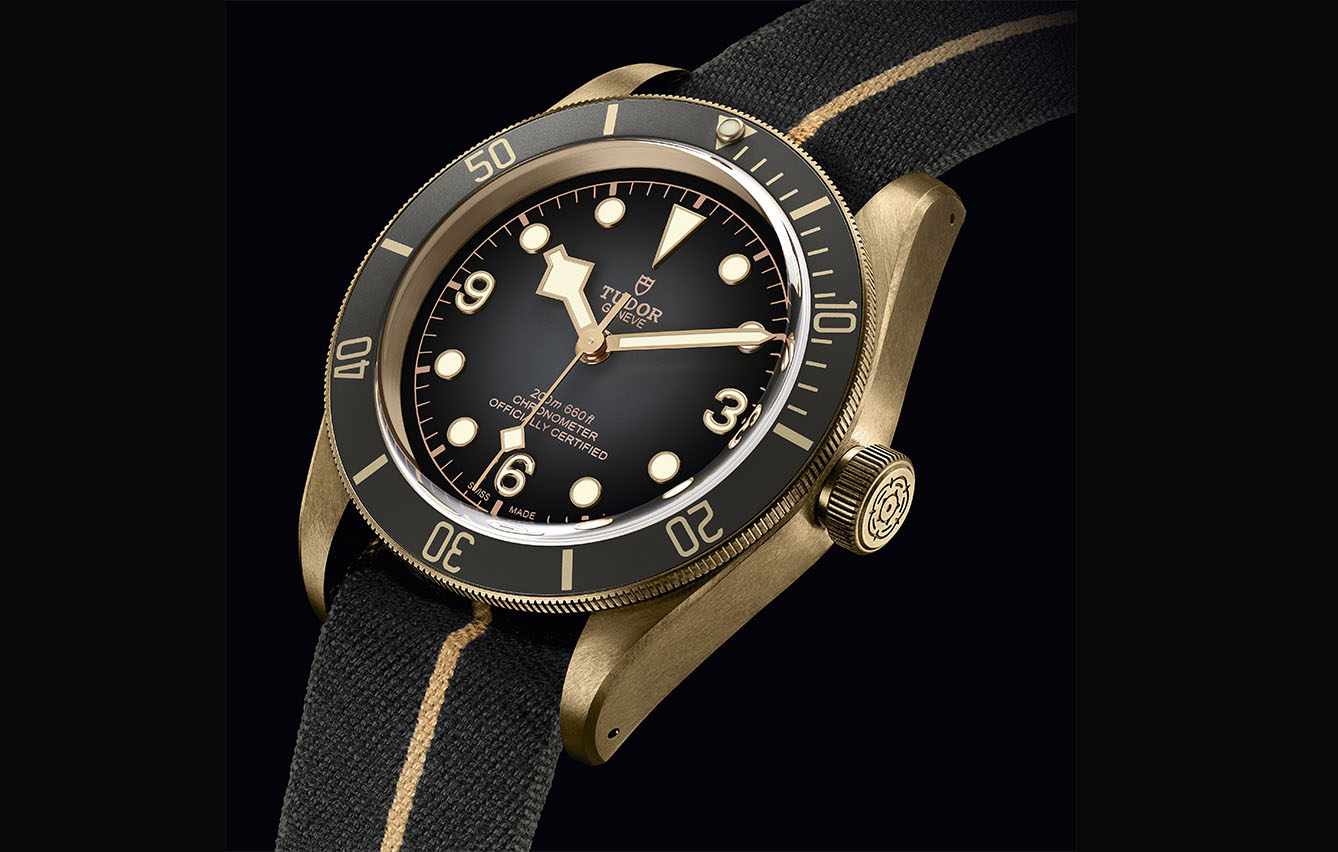 Tudor, Black Bay Bronze