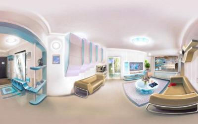 ¿Cómo será la casa del futuro? 20 gadgets que estarán muy presentesSubtítulo