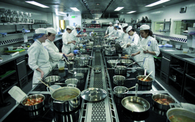 Le Cordon Bleu, la universidad de la gastronomíaSubtítulo