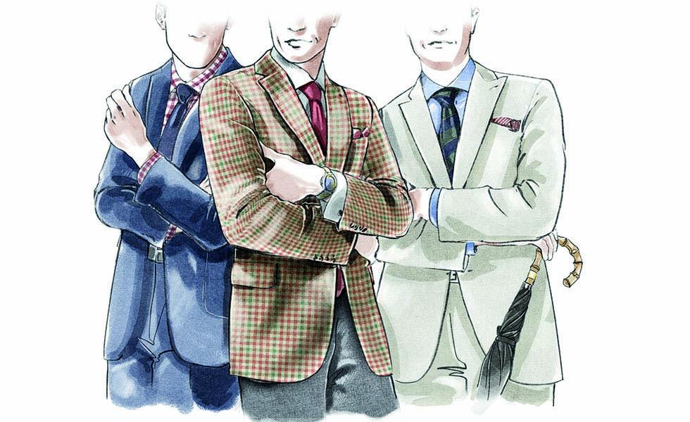 ¿Qué hay en el clóset de un gentleman? Las claves de la sastrería italianaSubtítulo
