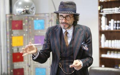 Paolo Terenzi presenta la nueva fragancia MuralesSubtítulo