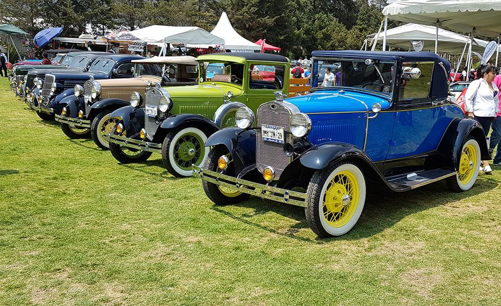 Los mejores autos de colección en MéxicoSubtítulo