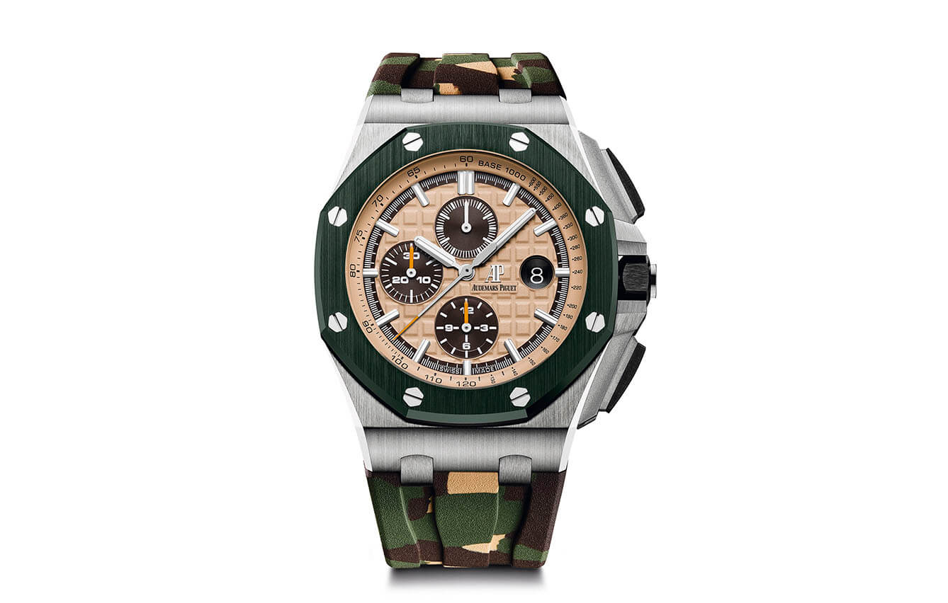 AUDEMARS PIGUET / Royal Oak Offshore Chrono