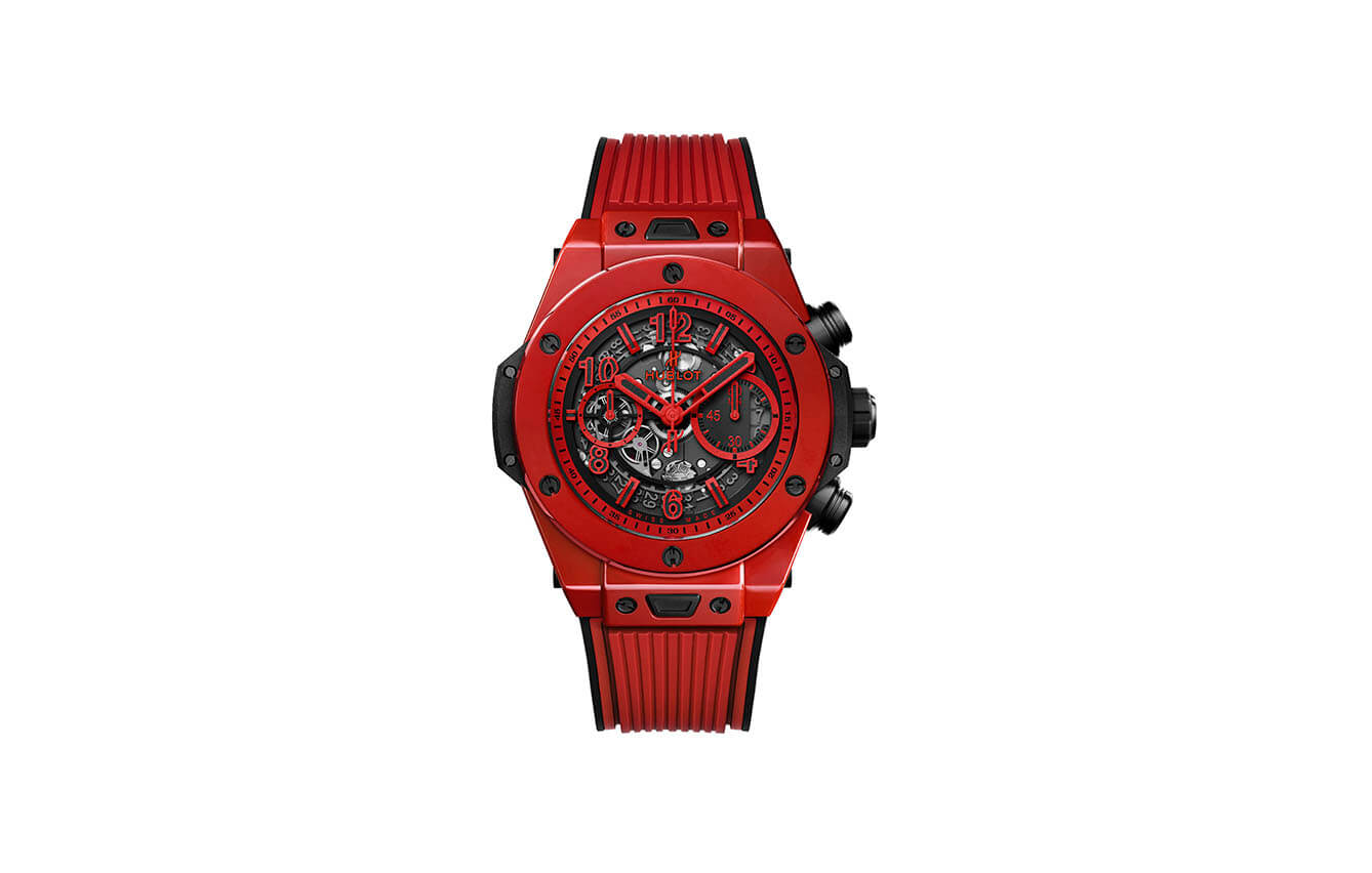 HUBLOT / Big Bang Unico Red Magic