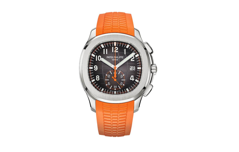 PATEK PHILIPPE / Aquanaut Chronograph
