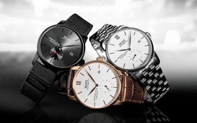Relojes Mido: 100 años de éxitosSubtítulo