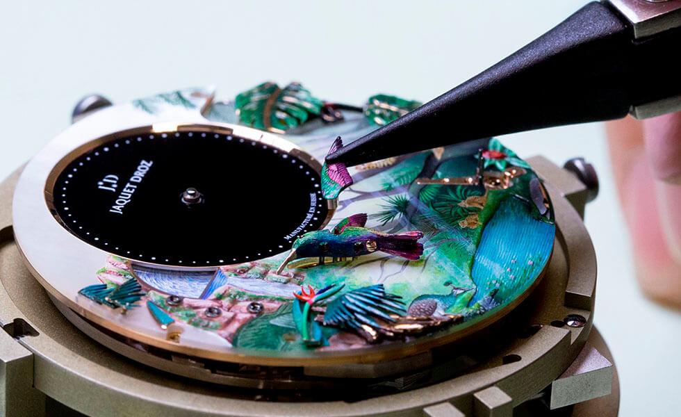 El éxito de los relojes de colores: seis ejemplos de innovación y diseñoSubtítulo