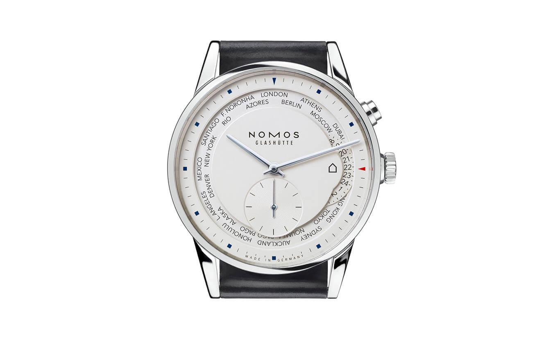 NOMOS / Zurich World Time