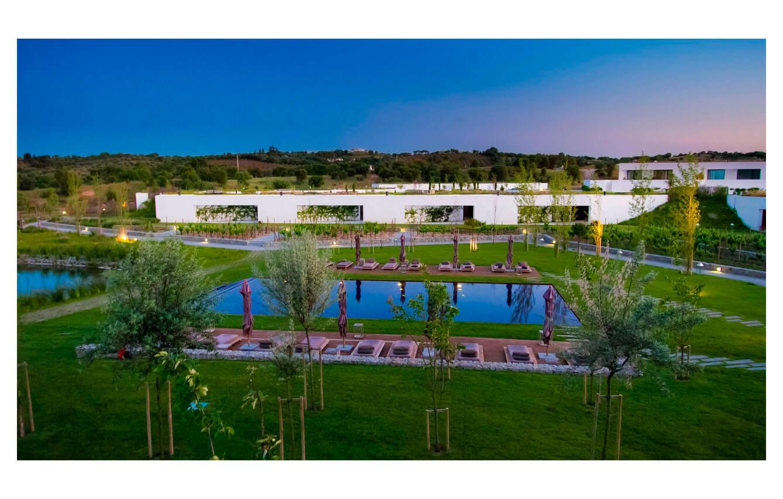 Hotel L'and Vineyards Montemor-o-Novo, Portugal