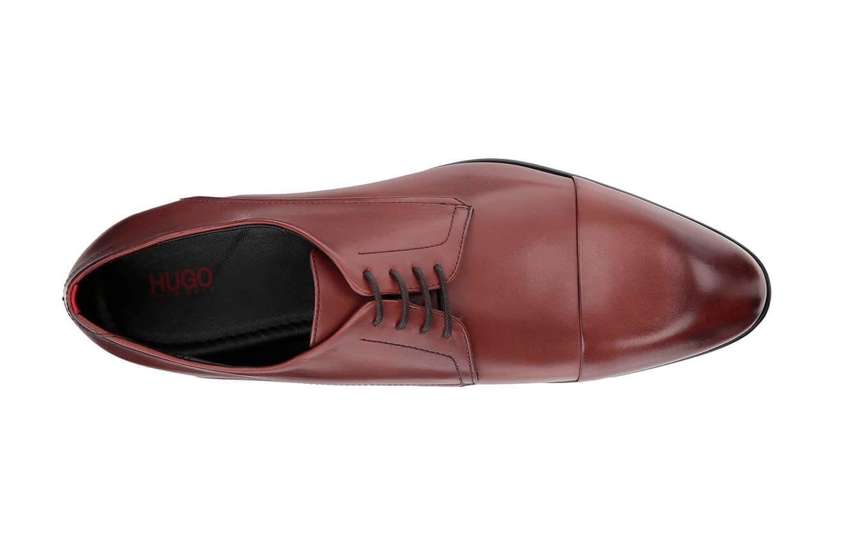 BOSS Hugo Boss Dress Appeal Leather Lace-Up Derby