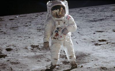 ¿Cuando llegaron los astronautas con los relojes de Omega a la Luna?Subtítulo