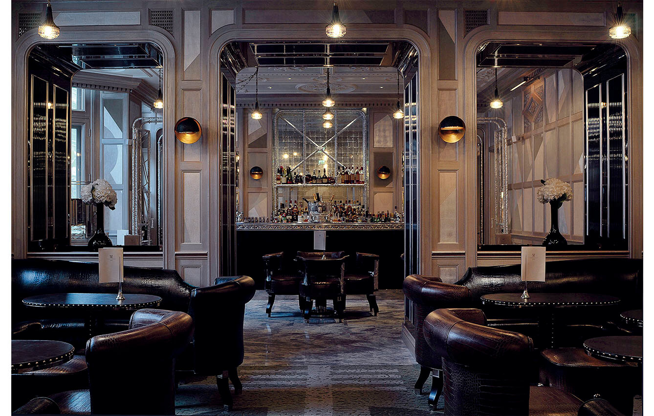 9. THE CONNAUGHT BAR (Londres, Inglaterra)