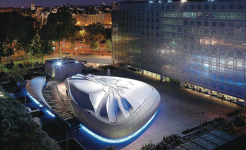 Los 6 edificios más espectaculares dedicados a la modaSubtítulo