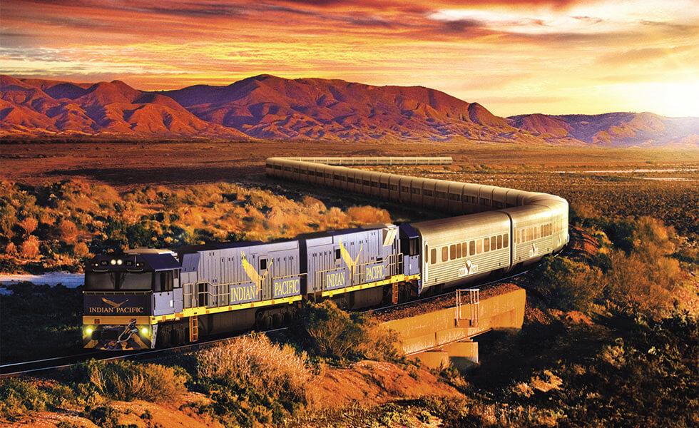 5 trenes de lujo que ofrecen a los viajeros un recorrido de ensueñoSubtítulo