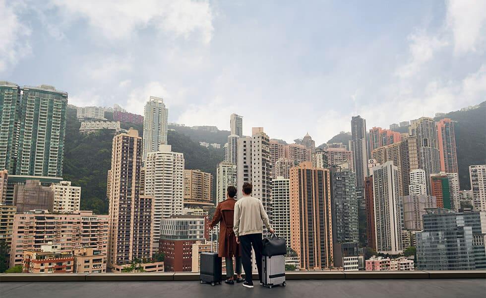 Las nuevas maletas de Montblanc para los viajeros intrépidosSubtítulo