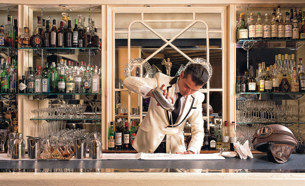 Los 10 mejores bares del mundo con alta cocteleríaSubtítulo