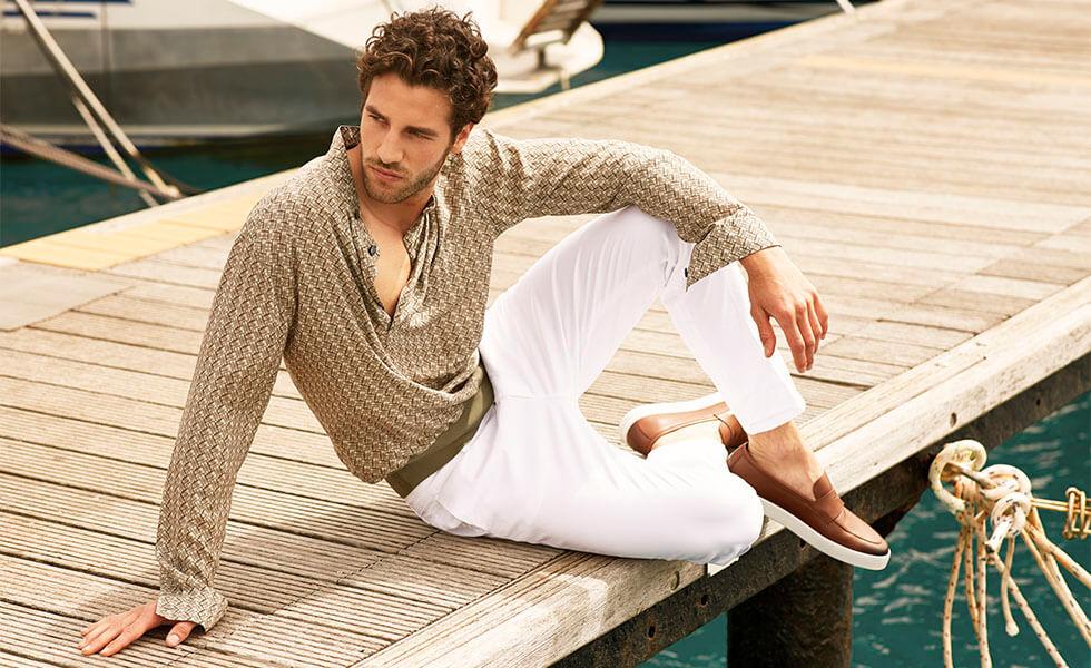 ¿Cómo llevar outfits marineros en verano?Subtítulo