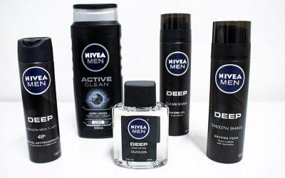 Nivea Men Deep revoluciona el cuidado personal masculinoSubtítulo