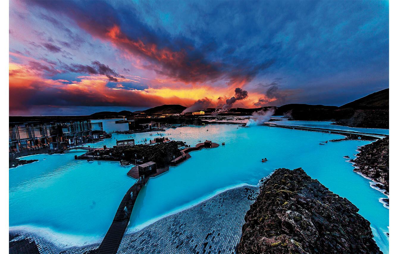 1. BLUE LAGOON (Reikiavik, Islandia)