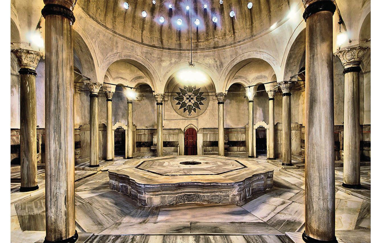 2. CAGALOGLU HAMAMI (Estambul, Turquía)