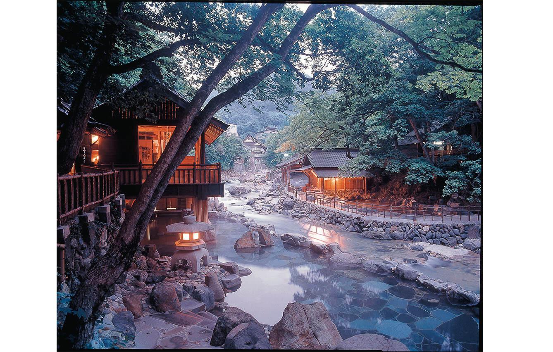 10. TAKARAGAWA ONSEN (Prefectura de Gunma, Kanto, Japón)